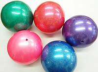 Мяч голографический d16см. гимнастический Tuloni., фото 1