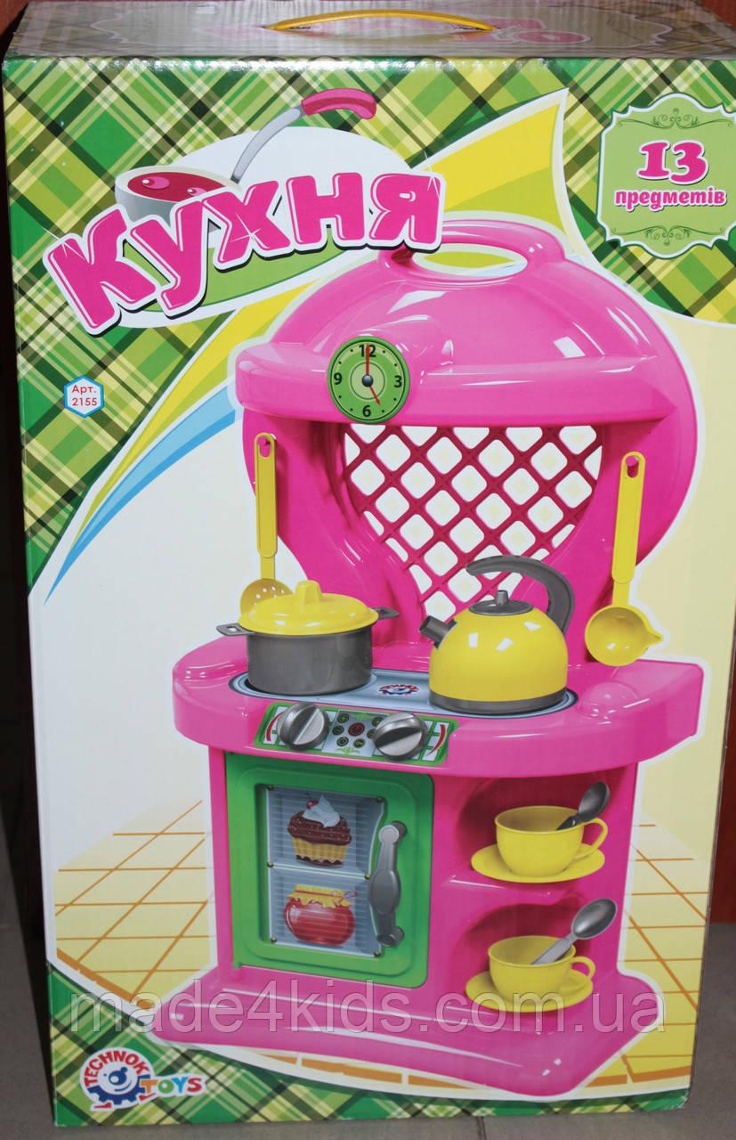 """Детская кухня тм Технок - Интернет-магазин детских товаров и обуви """"Made4kids"""" в Кривом Роге"""