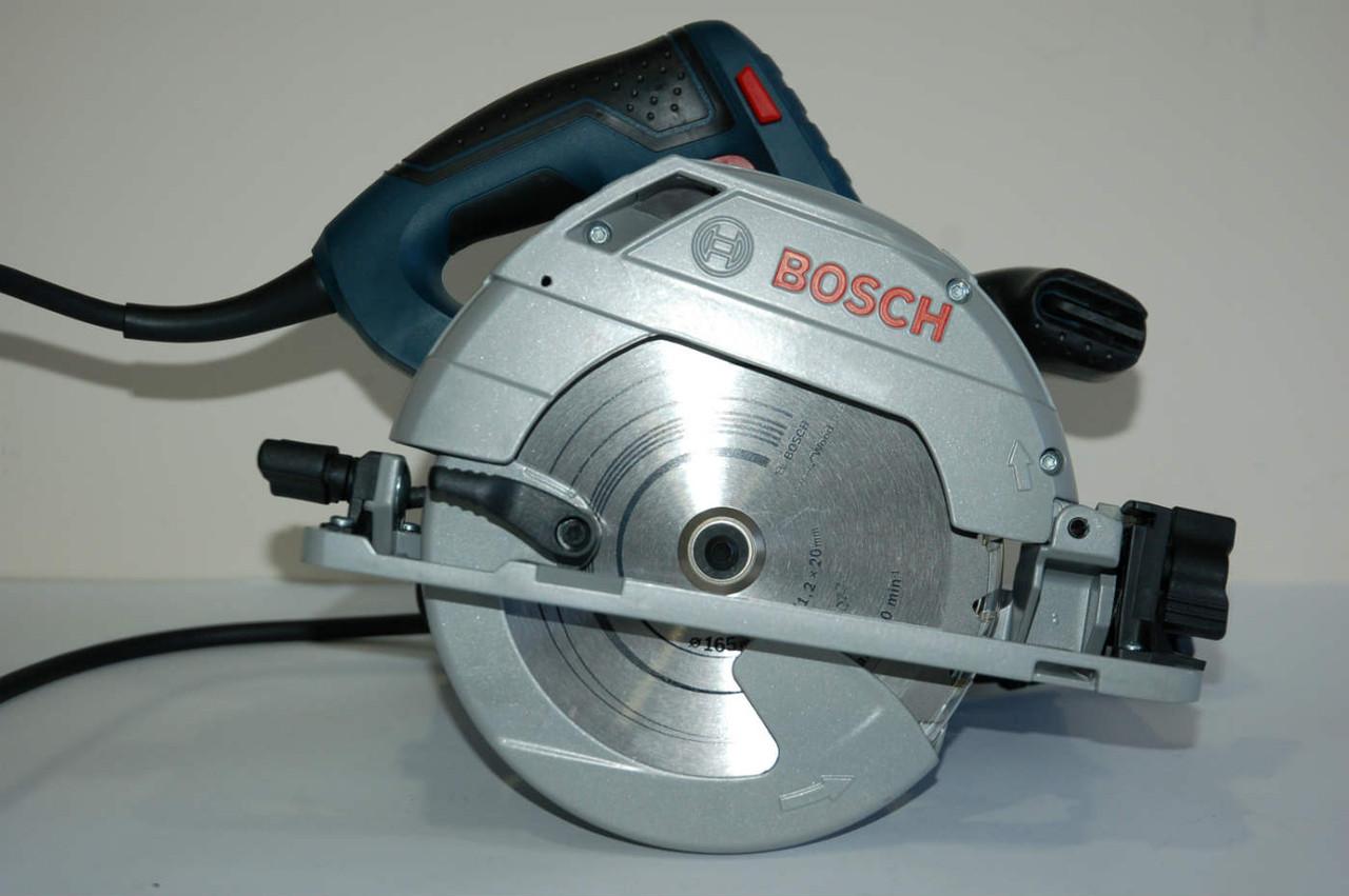 Пила дисковая Bosch GKS 55+ GCE, 0601682101