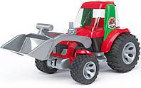 Трактор с погрузчиком серии Roadmax Bruder (20102)