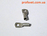 Кабельный наконечник медный 4 мм М4 луженый