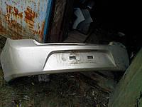 Renault Symbol 2 задний бампер, фото 1