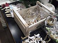 Ящик деревянный подарочный, фото 1