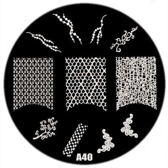 Диск для стемпинга A-40