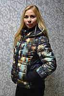 Красивая теплая зимняя куртка Snowimage, Супер качество размер М, L, XL