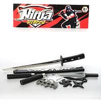 Набор оружия ниндзя Weapon