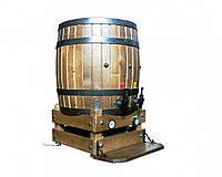 Модель TINO TWIN  2T25 для двух видов вина, по 25 литров каждого. Охлаждение обоих видов вина, с установкой ра