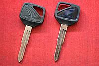 Ключ Honda с местом под чип аналог