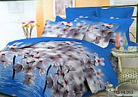 Комплект постельного белья 3D Арт.Весна- Евро комплект