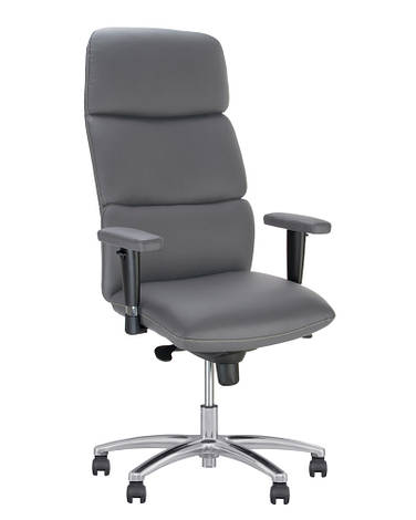 Кресло CALIFORNIA R steel ES AL68 с «Синхромеханизмом»