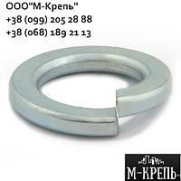 Шайба пружинная М2 гровер DIN 127, нержавеющая сталь А2 и А4