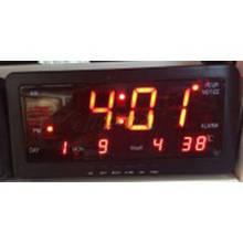 Часы  настольные светодиодные 1008-1 .dr