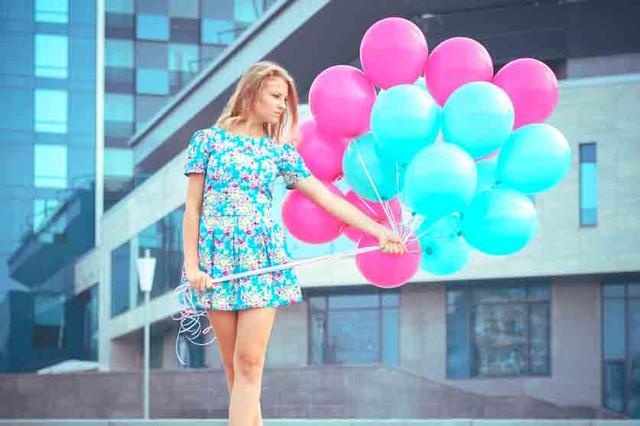 воздушные шарики оптом