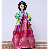 Корейская кукла «Красавица в ханбок»