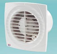 Бытовой вентилятор Вентс 100 ДТ К Л турбо (таймер, клапан, подшипник)