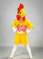 Детский карнавальный костюм Петушок, петух