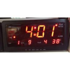 Часы настольные светодиодные 1008-2  .dr, фото 2