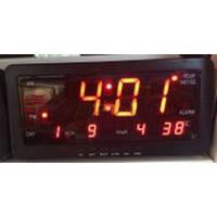 Часы настольные светодиодные 1008-2  .dr