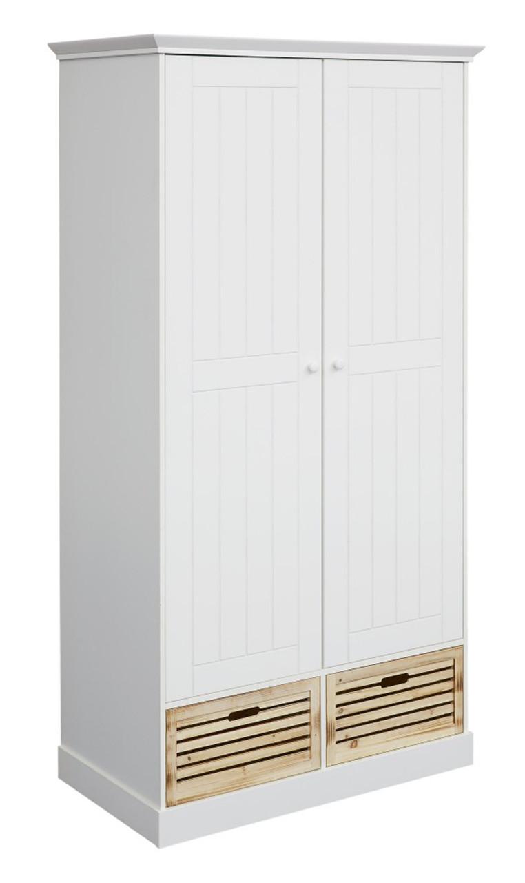 Шкаф из массива дерева 052