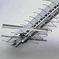 Профиль восстановления деформационных швов Синус ПДШ Rsin-95; ш*в 50х96, L 3м Sin S-6 мм, шов до 10мм