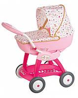 Детская Коляска с люлькой для куклы Baby Nurse Gold Edition Smoby 251123