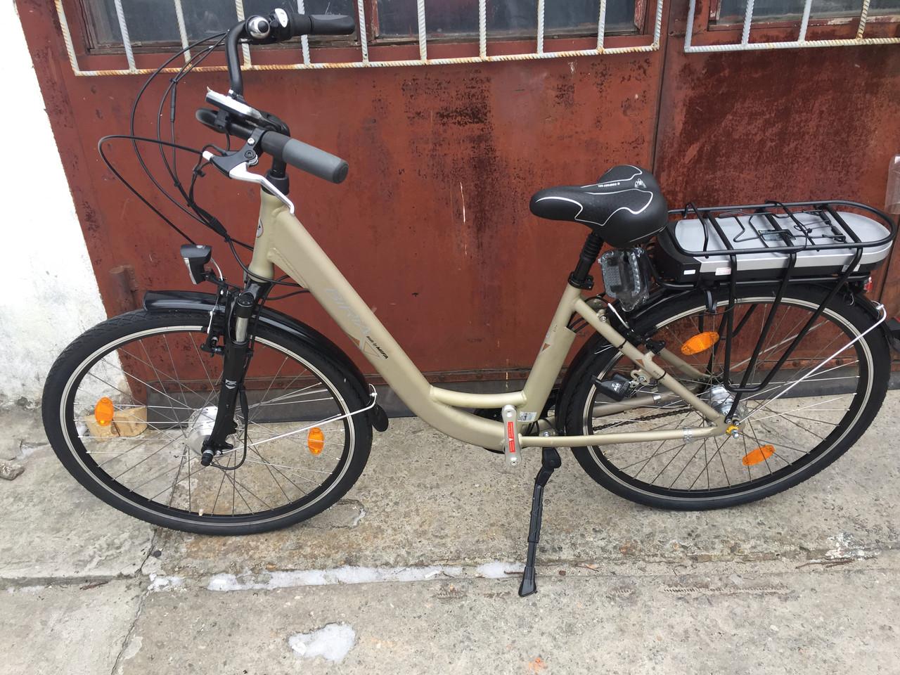 Электровелосипед Biria by Mifa 28