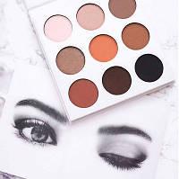 Тени Kylie Cosmetics Kyshadow The Burgundy Palette