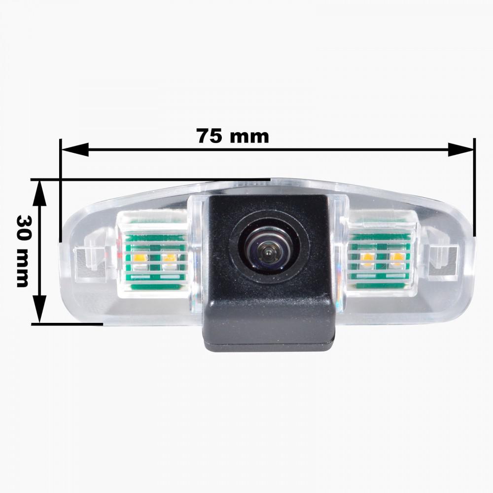Камера заднего вида Prime-X CA-1329 Honda