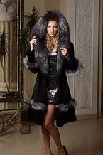 МУТОН шуби та жилети Mouton fur coats vests gilets