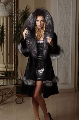 МУТОН шубы и жилеты Mouton fur coats vests gilets