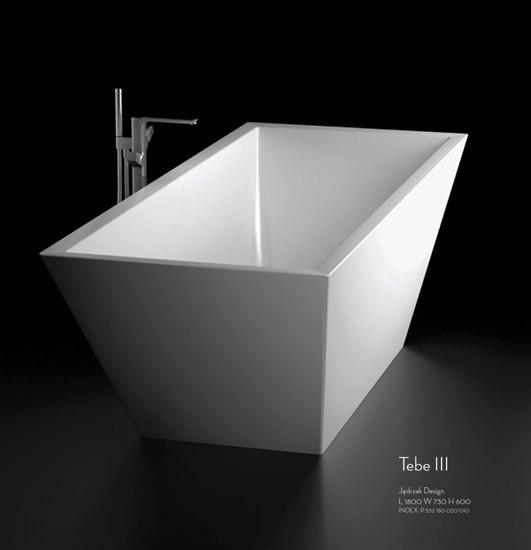 Ванна мраморная Marmorin Tebe 3 P532180020010