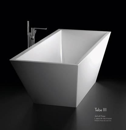 Ванна мраморная Marmorin Tebe 3 P532180020010, фото 2