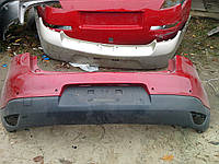 Бампер задний Renault Megan 3  хечбек