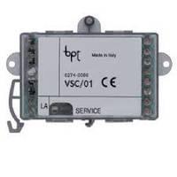 Аксессуары  CAME BPT VSC/01 (Модуль подключения 4-х аналоговых камер )