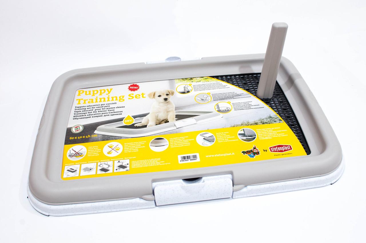 Обзор туалетов для собак со столбиком  фирм Stefanplast ,Unizoo,Foshan