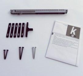 "Koblenz Доводчик  0860 1 Soft Close ""ABS""  40 кг - Трініті в Киеве"