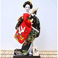 Японская кукла «Танец журавля»