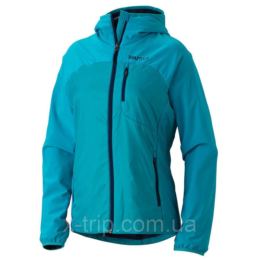 Куртка Marmot Women's Isotherm Hoody женская Sea Breeze (2522), M