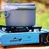 Плита газовая Kovea Portable Range TKR-9507-P, фото 4