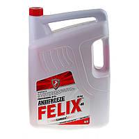 Антифриз Felix Carbox G12 -40С красный 10 кг