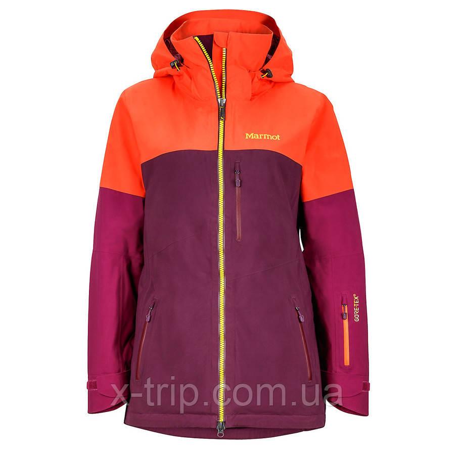 dc443ac64e854 Горнолыжная куртка женская Marmot Women's Jumpturn Jacket купить ...