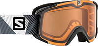 Маска Salomon XVIEW ACCESS Blk/Orange LoLigh FW15-16