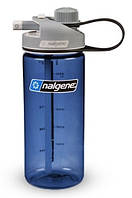 Бутылки для воды NALGENE синия MULTIDRINK 600ML широкое горлышко
