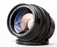 Объектив Гелиос 40-2N 85 мм 1.5 для Nikon резкий экземпляр с 1.5
