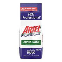 Стиральный порошок ariel alpha 15 кг (Средство для стирки Ариель 15 кг Professional Альфа)