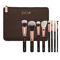 Набор кистей Zoeva - Rose Golden Luxury Set 8 brushes