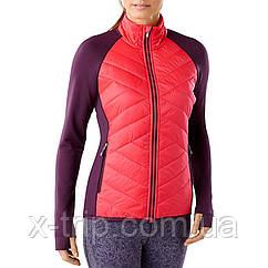 Кофта Smartwool Women's Corbet 120 Jacket XS, Hibiscus (486)