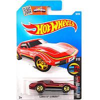 Машинки Hot Wheels металлическая