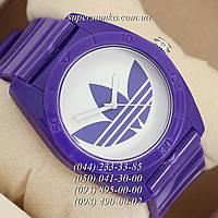 Женские наручные часы Adidas Log 0927 Purple\White