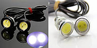 Врезная LED-лампа Линза Ксенон 2шт 23мм